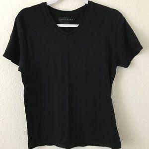 Zara Essentials Relaxed Fit T-Shirt (0235)